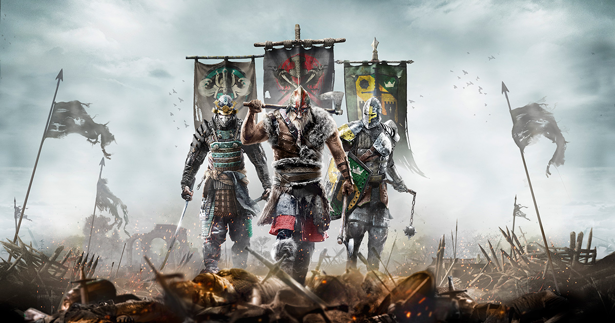 For Honor.3